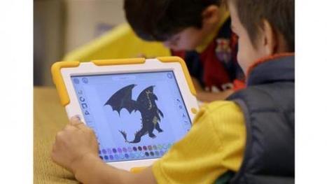 ScratchJr: A free app that teaches kindergartners basic computer coding - Tech2   Edtech PK-12   Scoop.it