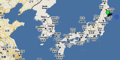 Japon : des algues vertes pour filtrer les eaux radioactives autour de Fukushima ? | Terrafemina | Japon : séisme, tsunami & conséquences | Scoop.it