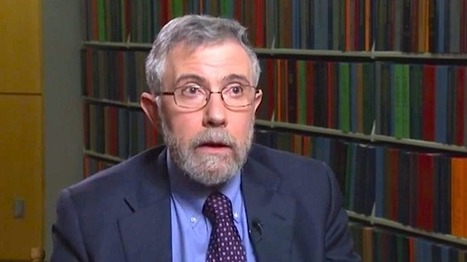 Paul Krugman: We live in the most unequal society ever, and it's only getting worse | political sceptic | Scoop.it