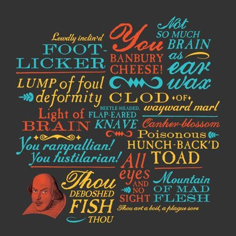 Shakespearean Insults | Brian Rose's A MidSummer Night's Dream | Scoop.it