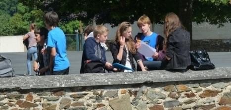 Déjà la rentrée pour des élèves du privé à Saint-Lô | Actu Basse-Normandie (La Manche Libre) | Scoop.it