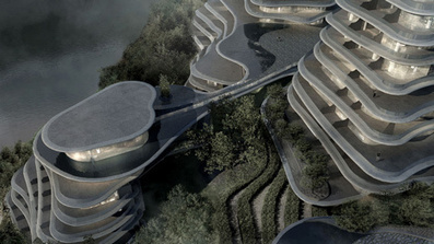 Huangshan Mountain Village: sustainability grows in the Chinese landscape | sustainable architecture | Scoop.it