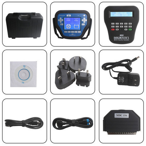 US$1,598.00 - Hot Sale MVP Key Pro M8 Key Programmer Most Powerful Key Programming Tool with 800 Tokens - Autonumen.com | New Arrival | Scoop.it