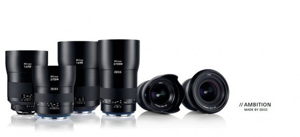 Zeiss Milvus Fast Prime Lenses for Canon & Nikon DSLRs: Six of the Classics, Beautifully Updated.