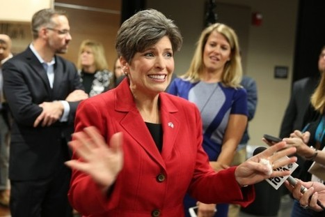 Iowa Senate Candidate Joni Ernst Joins The 'I Don't Know The Science' Chorus On Climate Change   Sustain Our Earth   Scoop.it