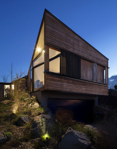 S House by Glamuzina Paterson Architects | sustainable architecture | Scoop.it