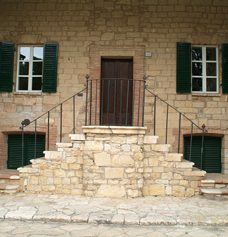 Todi - Exclusive ex Monastery Apartment in Complex for Holiday Rental   Living In Italy   Scoop.it