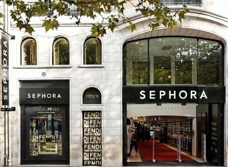 Go Pro Make UP : un comptoir de marque roulant chez Sephora   Mercadoc   Scoop.it