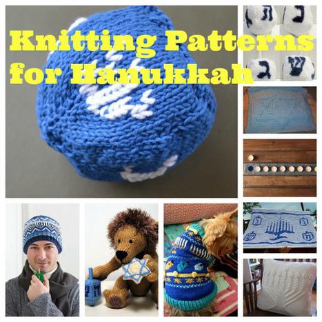 Stitch up Something for Hanukkah   Fiber Arts   Scoop.it