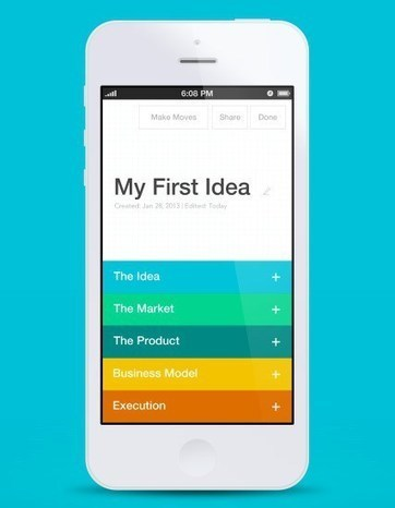 Got a killer startup idea? Elevatr's app will help you build it -- and connect you to devs, designers, and more | Cuistot des Médias Sociaux | Scoop.it
