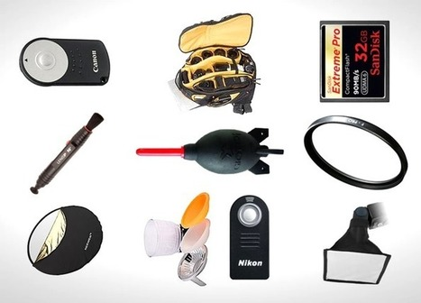 5 Summer Photo Accessories (That Won't Cost The Earth)   Photography Tips & Tutorials   Scoop.it