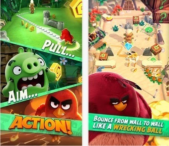 Télécharger Angry Birds Action! sur Android et iOS   Info Magazine   Scoop.it