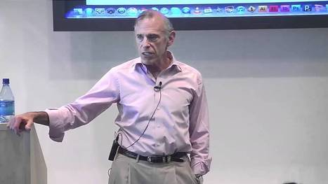 "Tony Wagner: ""Change Leadership: Transforming Education for the 21st Century"" 