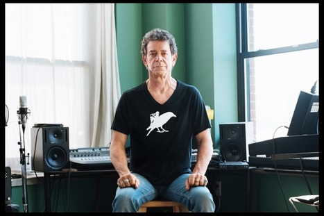 DARKSIDEadv | LOU REED ON HOW TO BE AS CREATIVE, DYNAMIC, AND DIFFICULT AS LOU REED | LilianaAnjos | Scoop.it