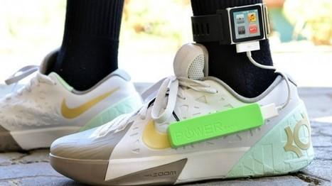 Chino de 15 años inventa dispositivo que genera electricidad al caminar | Ciencia Y Tecnología | Scoop.it