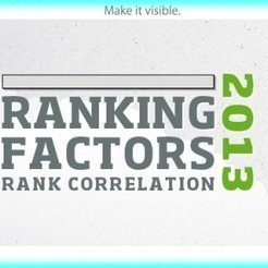 Google SEO Ranking Factors 2013 + Post Panda,Penquin 2.0 SERP Analysis | Advanced SEO | Social Media Tips | Scoop.it