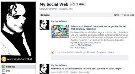 7 consigli per aggiornare lo status della tua Facebook Fan Page | Social Web | Scoop.it