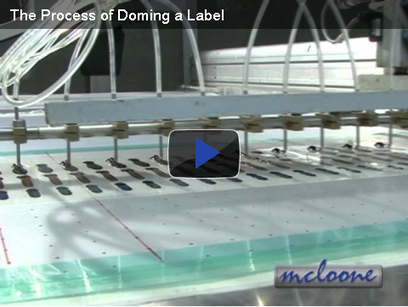 Domed Lables   Custom Domed Decals   Mcloone   Our Services and Processes   Scoop.it