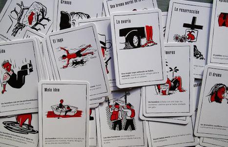 Black stories: Un juego de enigmas para hablar en clase | Aulas ATAL e Interculturalidad | Scoop.it