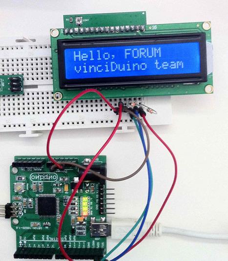 Vinciduino. Hardware libre.   C.I.r.E.   Open Source Hardware, Fabricación digital, DIY y DIWO   Scoop.it