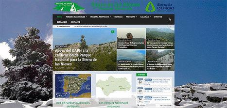 Portal con WordPress para Sierra de las Nieves | Diseño Web Málaga | Scoop.it