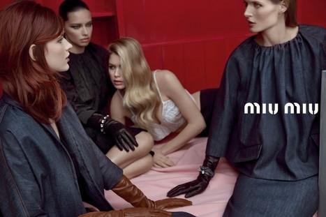 Top modellerden 7 farklı kadın portresi   Fashion Films   Scoop.it