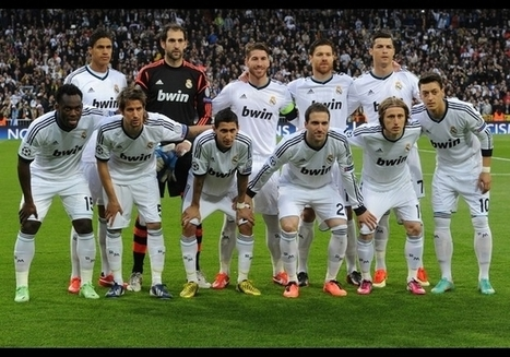 Real Madrid Tops The World's Most Valuable Sports Teams | Sports Management | Scoop.it