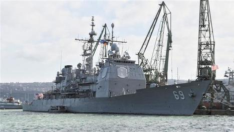 NATO sends ships to Aegean to combat refugee crisis | Maritime security | Scoop.it