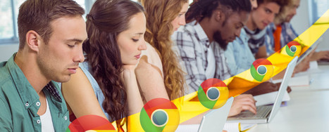 10 Best Educational Chrome Apps for Students | E-Learning - Lernen mit digitalen Medien | Scoop.it