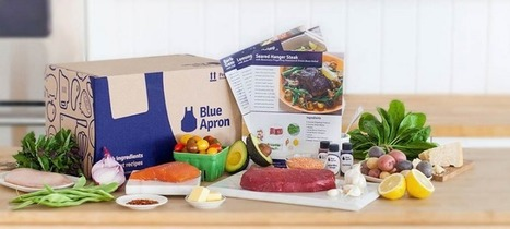 Blue Apron is cooking up a $100M funding round on a $2Bvaluation   ATHENASIA CONSULTING LTD - Entrepreneurship ressources   Scoop.it