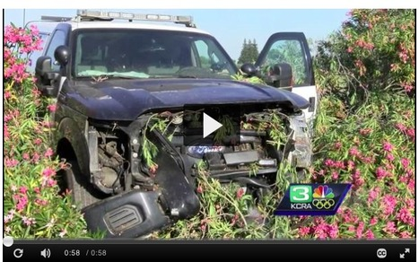 Officials: Distracted CHP officer crashes, kills NorCal teen | Upsetment | Scoop.it