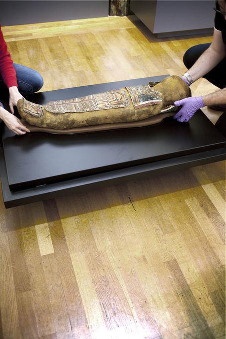 La momie était dans les encombrants | Museum & heritage news - Actualités & découvertes musées et patrimoine | Scoop.it