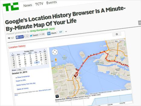 Au cas où vous n'auriez pas compris que Google vous traque depuis longtemps - Rue89 | Metaglossia: The Translation World | Scoop.it