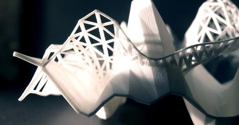 Artist Turns Your Brainwaves Into 3D-Printed Sculptures | Santé | Scoop.it