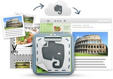 Evernote Web Clipper | ELT | Scoop.it