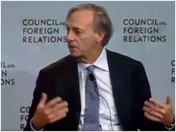 """Do You Own Gold?"" Ray Dalio At CFR: ""Oh Yeah, I Do"" 