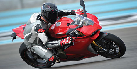 2012 Ducati 1199 Panigale S first ride | CNBC/Moneycontrol.com | Ductalk Ducati News | Scoop.it