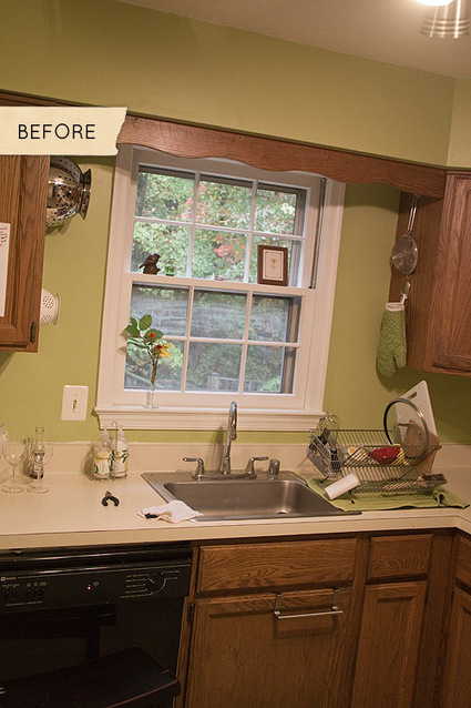 Before & After: A Kitchen is Totally Transformed with a Few Simple Steps | Mynspiration déco | Scoop.it