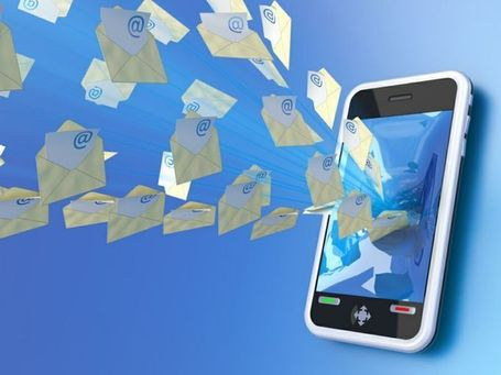 Email marketing, la sfida è mobile: 5 regole per costruire un messaggio efficace | Social Media Italy | Scoop.it