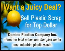 Domino Plastics - Plastic Scrap Buyers | Plastic Industry News and Info | Scoop.it