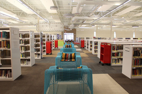Designers Turn Abandoned Walmart Into America's Largest Library | The New Public Administration: Arctic Bridge for Social Justice | Scoop.it