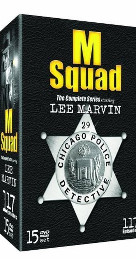 M Squad (TV Series 1957–1960) | MOVIES VIDEOS & PICS | Scoop.it