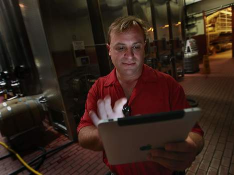 Wineries leverage technology to reach consumers | Wine Harmony (TM) | Scoop.it