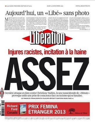 Libération paraît aujourd'hui sans photo • Revue Photo | RevuePhoto | Scoop.it