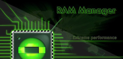 RAM Manager Pro v5.0.1 APK Free Download | Chinmaya | Scoop.it