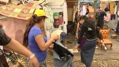 Mobilisation pour les roms | Peuple Tzingi | Scoop.it