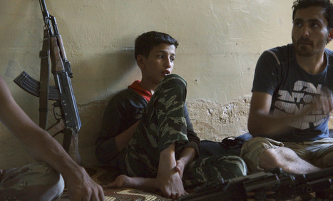 Al-Qaeda Tries to Control Areas Liberated by Free Syrian Army - Al-Monitor: the Pulse of the Middle East   terrorism   Scoop.it