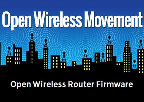 EFF pide ayuda a la comunidad hacker para el proyecto Open Wireless Router | Maker World | Scoop.it