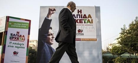Syriza, une chance pour Hollande | Union Européenne, une construction dans la tourmente | Scoop.it