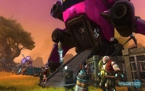 """WildStar Dev Describes the MMO """"Arms Race"""" - WarCry   Vying for the Same Audience   Scoop.it"""